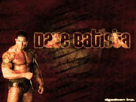 Dave Batista by meintograpix