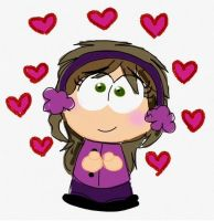 [[ Amy in South Park style~ ]] by Ask---Amy
