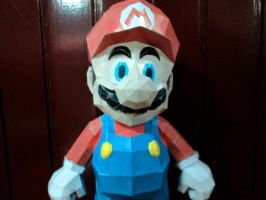Papercraft - Super Mario 04 by ckry