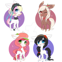Chibi MLP Adop {CLOSED}{0/4}-reduced- by MikiAdops