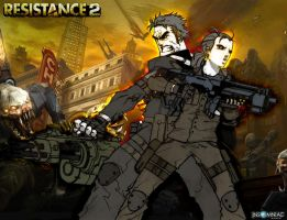 Resistance 2 by LordTano