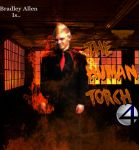 The Human Torch by ChrisQVW
