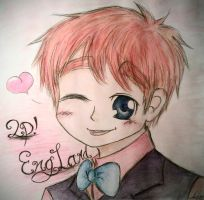 2p!England~ by mell1you0