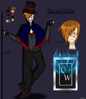 (CPOC) The Card Wielder: Reference Sheet by L0ra2