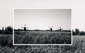 Windmills by kirill0v
