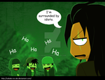 A-TLK:Im surrounded by idiots by The-PirateQueen