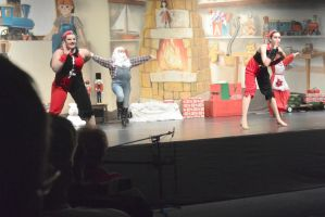 The Dance Company Christmas Show, Santa Boogie 2 by Miss-Tbones