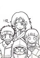 Team 8 uncolored by Blue-Feather-BF