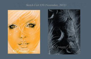 Sketch Fest 20 November 2011 by Katerina-Art