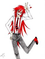 Grell for Kate by PlacebicYue
