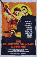 Halloween Chainsaw Massacre by Hartter
