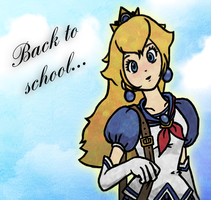 Back To School by Feena-chan