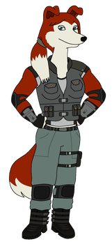 Colleen As Sonya Blade by T-Shadow-Dragon