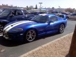 Viper in the Lot by DarkPhantomWings