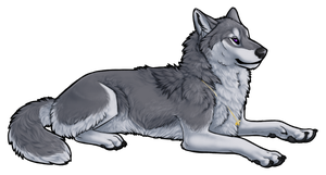 SGrayWolf by Lefice