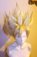 Goku wig number 14 by maggifan