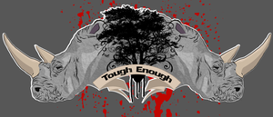 Tough Enough Rhino Design by MaxDaMonkey
