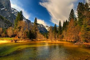 Yosemite Colors by steverobles