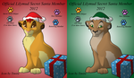 Secret Santa 2012 Icons by Timitu