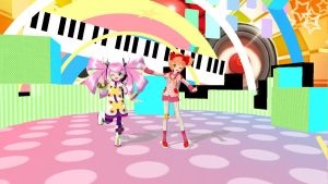Colorful MMD Models by Myky-Mihaela