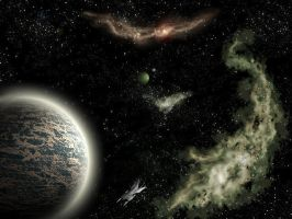 Planet 16 by SkyWookiee