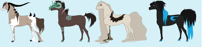 New adopts by missnoni9