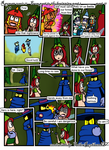 Rayman comic 11 - part 11 by SailorRaybloomDZ