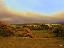 Sauveterre- lozere - france by Louis-photos