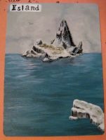 Island Alter 1 by Antian