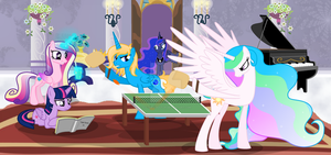 Masters of Ping Pong by Cj-The-Creator