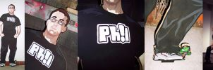 Phil - Artist Commodified by bigfelipe