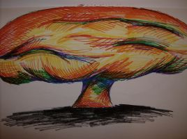 Rainbows and Atom Bombs by Gastric