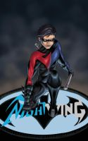 Nightwing by Cristina37