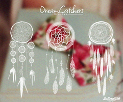 Dreamcatchers {Brushes} by Julieta7599