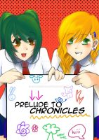 Prelude To Chronicles COVER by shangrilye