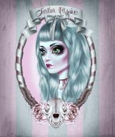 Pastel Bleedin - Slit Throat/Sailor Jassie by Mai-Ja