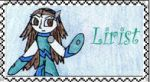 Lirist Stamp by DamaGT