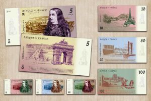 Billetes | Paper money by cristiandrawing