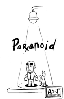 Paranoid Indie Game Cover by Farstride