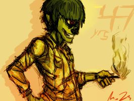Murdoc 47 by BROTERS707