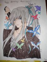 kanda-happy birthday by nejihyuuga23