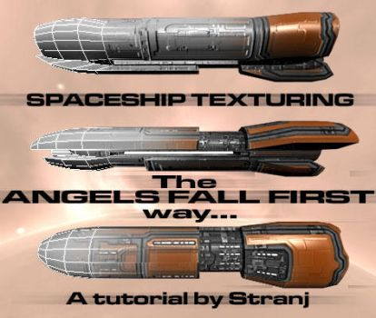 Ship Texturing Tutorial by strangelet