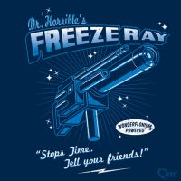 Dr. Horrible's Freeze Ray by Bamboota