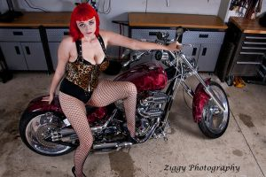 Motorcycle 3 by AnnieChrist666