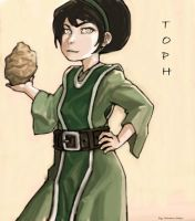 TOPH BEIFONG by molcray