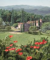 A Spring day in Tuscany by FredaSurgenor