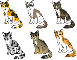 Feline adopts ::closed:: by iTakes