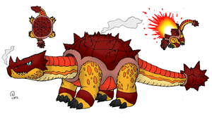 Contest Entry: TORTARASQUE by FiftyFootWhatever