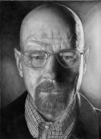 Walter White by MrEiss98