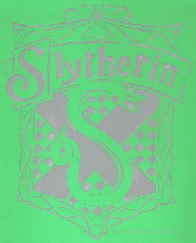 Slytherin Crest Papercutting by satu-fairytale